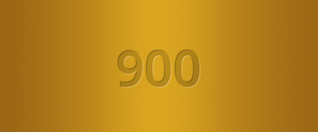 900 Gold
