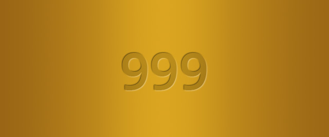 999 Gold